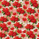 Small poinsettia design by anaisnais