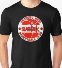 Shohoku High Basketball Club Logo T-Shirt