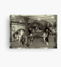 The Intruder Canvas Print
