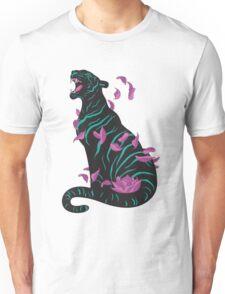 Black tiger Unisex T-Shirt