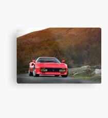 Ferrari 288 GTO 1985 Metal Print