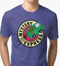 The Mystery Express Tri-blend T-Shirt