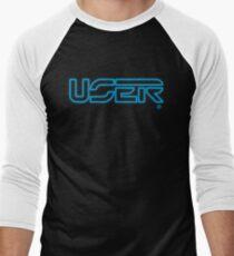 User (Light) Men's Baseball ¾ T-Shirt