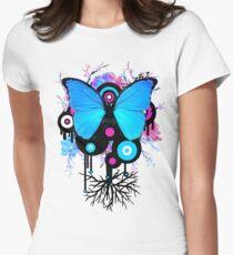 Butterflies and Alien Friends T-Shirt