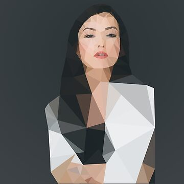 Natasha Negovanlis by theZdesign