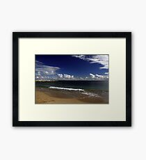 Bathers Beach, Fremantle, Western Australia Framed Print