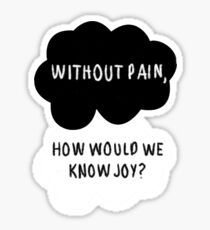 Without Pain, Sticker