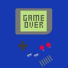 Game Over - Blue by fyzzed