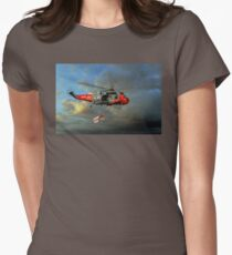 Royal Navy Search and Rescue (End of an Era) Women's Fitted T-Shirt