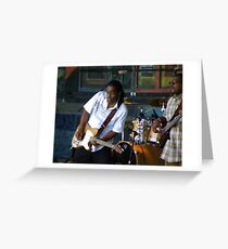 Kenny Neal Greeting Card