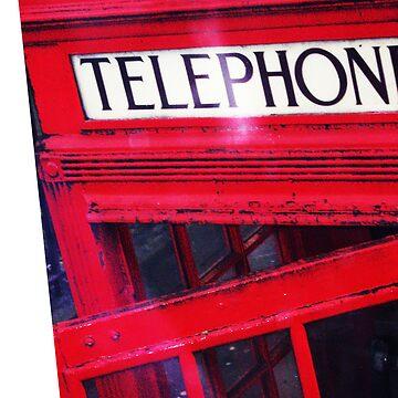Telephone Box by jlv-