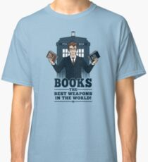 Books Classic T-Shirt