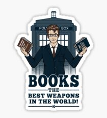 Books Sticker