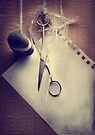 Rock, Paper, Scissors by Sybille Sterk