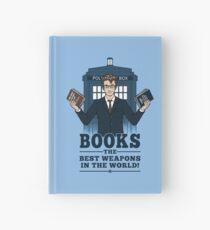 Books Hardcover Journal