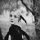 Blackbird XV by Trish Woodford