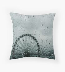 """""""How I see Seattle ..."""" Throw Pillow"""