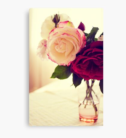 A Rose By Any Other Name.... Canvas Print