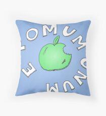 E Pomum Unum Throw Pillow