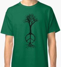 Hope rooted in peace Classic T-Shirt