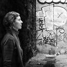 Facing Graffiti by Mick Kupresanin