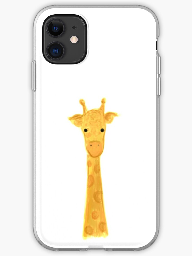 GIRAFFE iPhone 11 case