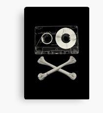 Pirate Music Canvas Print