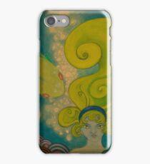 Mermaid and Fish iPhone Case/Skin