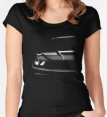 Ford Mustang, Saleen 2015 Women's Fitted Scoop T-Shirt