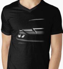 Ford Mustang, Saleen 2015 Men's V-Neck T-Shirt
