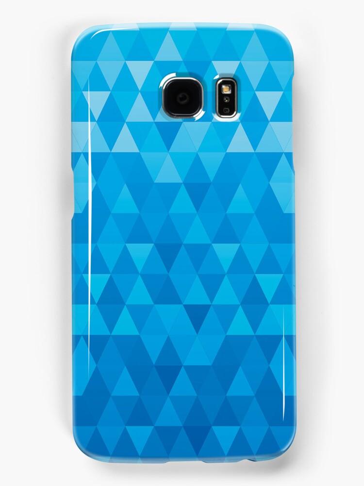 jewel background blue by Colorsark