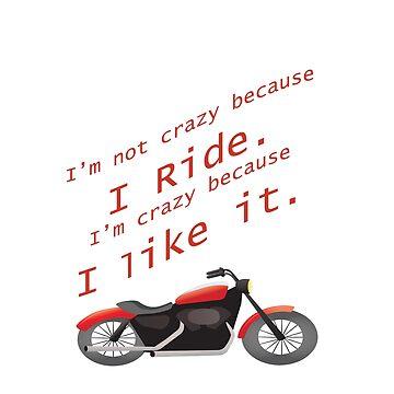 Ride or Die! by Aeggers