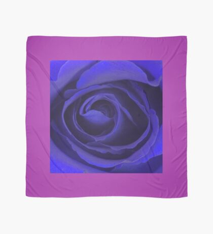 Rose of Blue ... Scarf