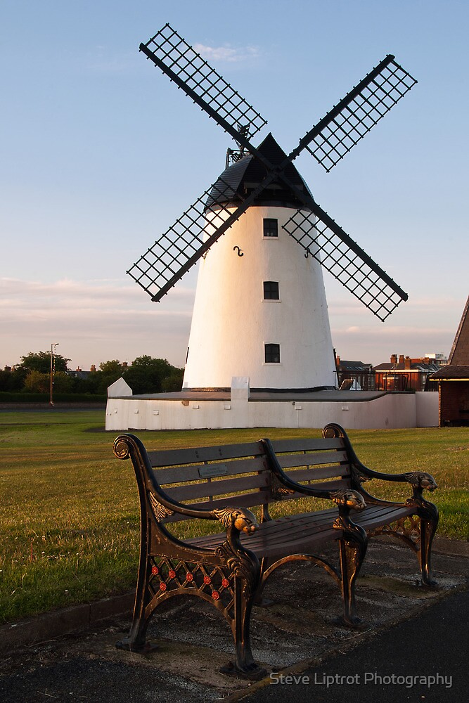 Lytham Windmill by Stephen Liptrot