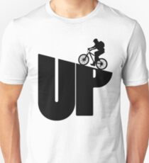 Mountain Bike Rider Cycling T-Shirt