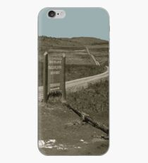 Thunder Road [Print, Tee, Sticker, and Cases] iPhone Case