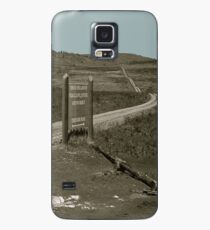 Thunder Road [Print, Tee, Sticker, and Cases] Case/Skin for Samsung Galaxy