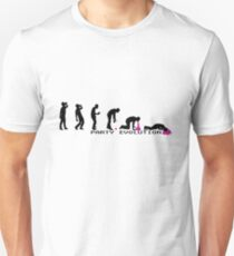 Party Evolution T-Shirt Unisex T-Shirt