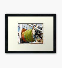 Nautical Necessities  Framed Print