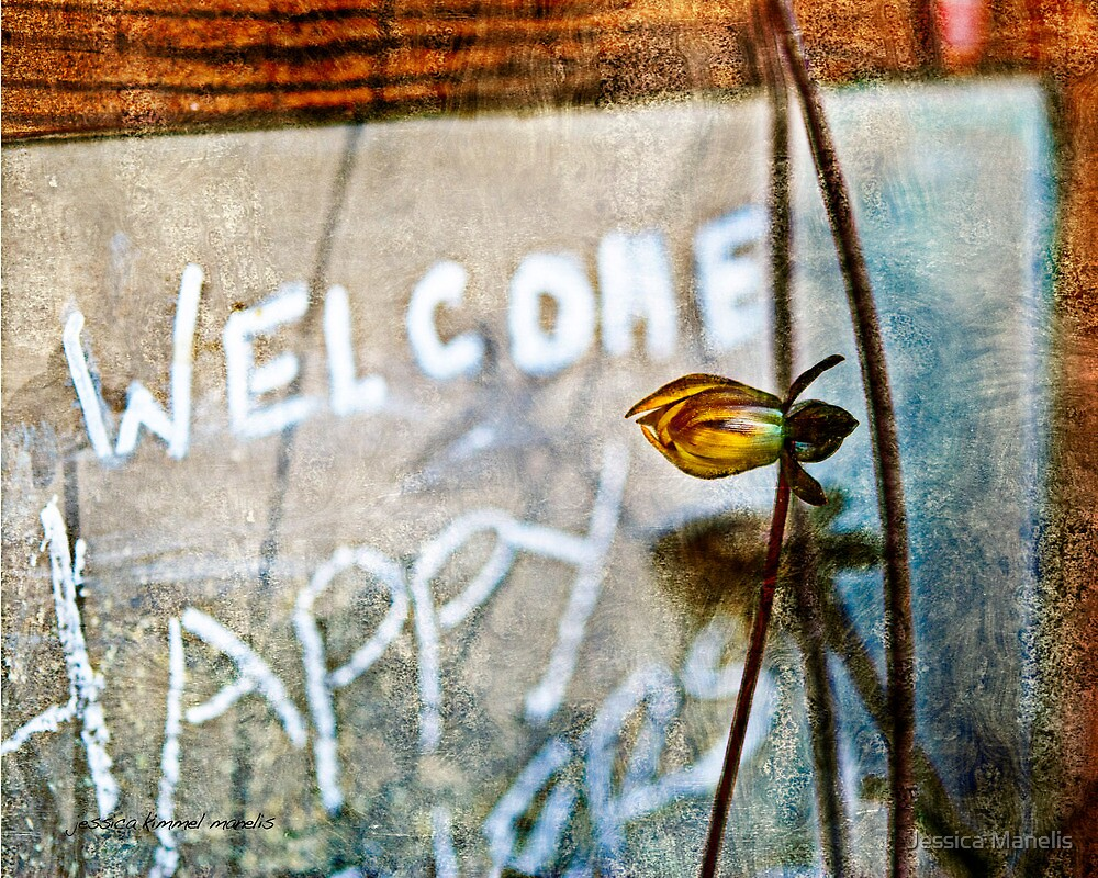 Welcome by Jessica Manelis