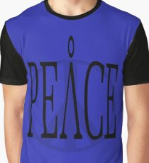 Peace 2 Graphic T-Shirt