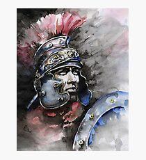 Gladiator Photographic Print