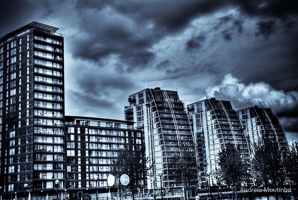 NV Buildings — Salford Quays. by Andreia Moutinho