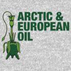 Arctic & European Oil by DoodleDojo