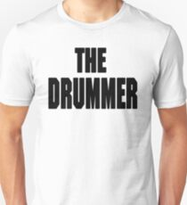 THE DRUMMER (DAVE GROHL / TAYLOR HAWKINS) Unisex T-Shirt