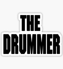 THE DRUMMER (DAVE GROHL / TAYLOR HAWKINS) Sticker
