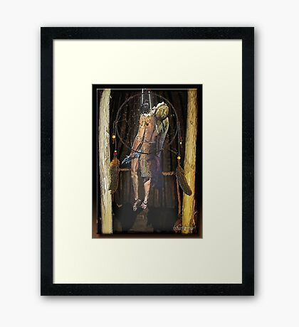 The Quest of Dreams Framed Print