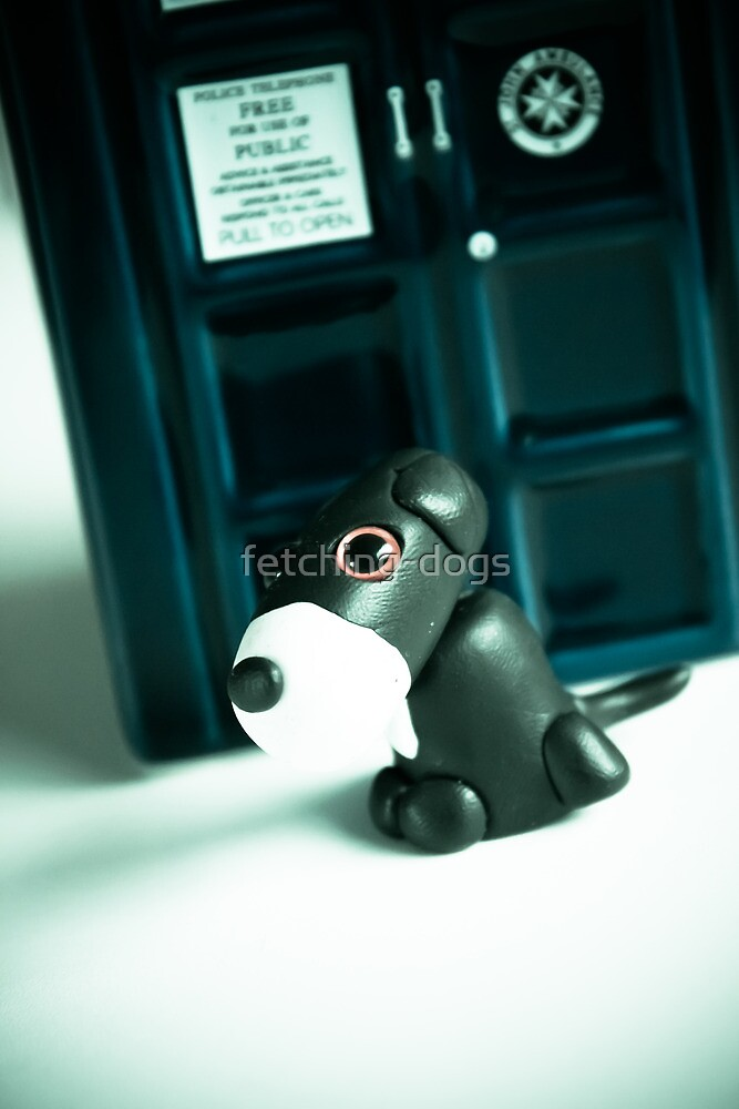 Polymer Pommie In Time & Space by fetching-dogs