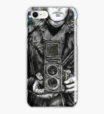 British Twin Lens iPhone Case/Skin