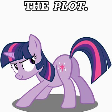For the Plot (Twilight) by vigorousjammer